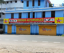 Friends Automobiles, LUBES AND SPARE PARTS,  service in Kodimatha, Kottayam