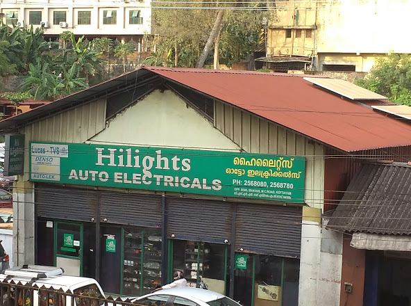 Hilights Auto Electricals, LUBES AND SPARE PARTS,  service in Kottayam, Kottayam