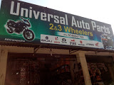 Universal Auto Parts, LUBES AND SPARE PARTS,  service in Kottayam, Kottayam