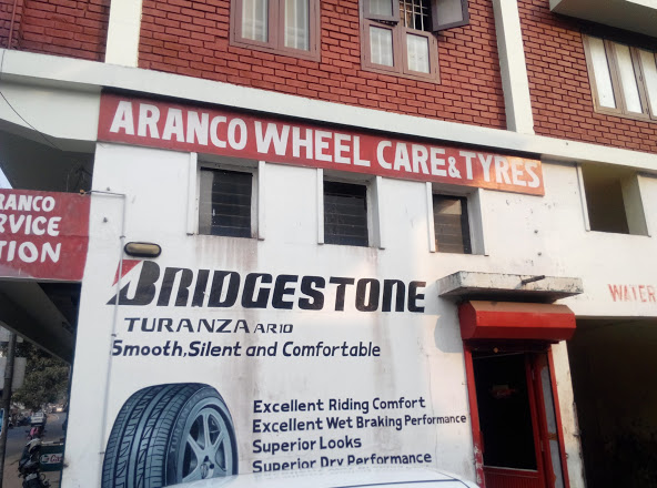 Aranco Wheel Care & Tyres, TYRE & PUNCTURE SHOP,  service in Vadavathoor, Kottayam