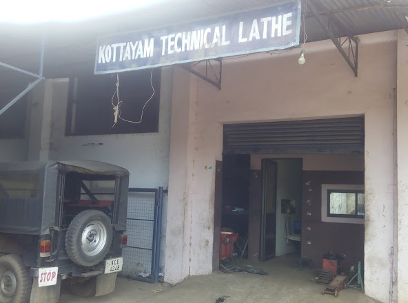 KOTTAYAM TECHNICAL LATHE, WORKSHOP,  service in Kumaranalloor, Kottayam
