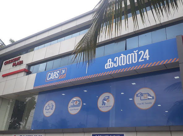 CARS24, BIKE SHOWROOM,  service in Nattakom, Kottayam