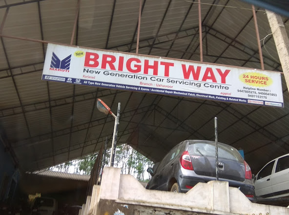 Bright Way Car Workshop, CAR WORKSHOP,  service in Kottayam, Kottayam