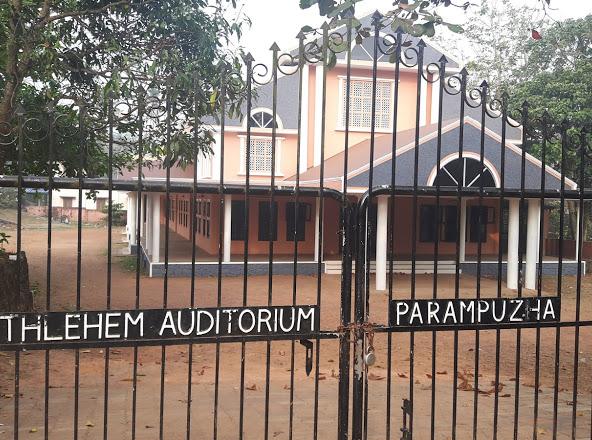 BETHLEHEM AUDITORIUM, AUDITORIUM & HALLS,  service in Sankranthi, Kottayam