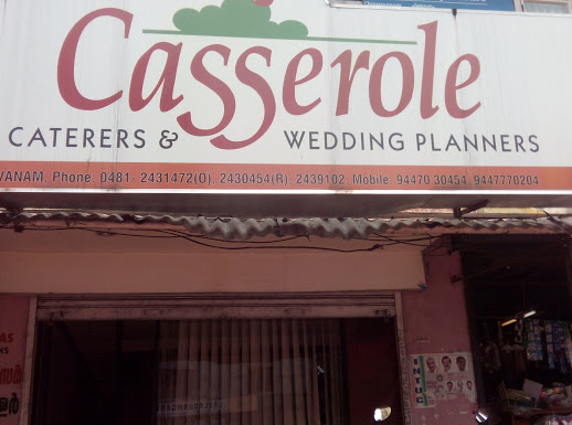 Casserole Caterers & Wedding Planners, CATERING SERVICES,  service in Chingavanam, Kottayam