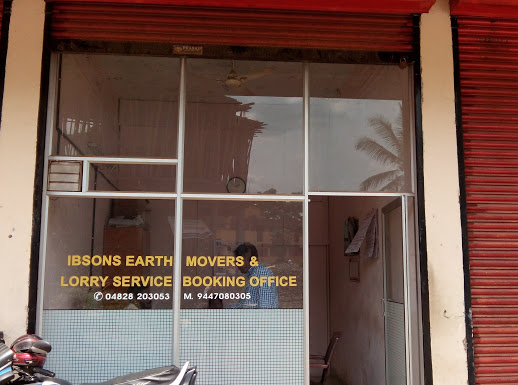 Ibsons Earth Movers & Lorry Service, EARTH WORKS AND MATERIALS,  service in Kanjirappally, Kottayam