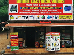 Bright Elecrical Works, ELECTRICAL REPAIRING,  service in Kottayam, Kottayam
