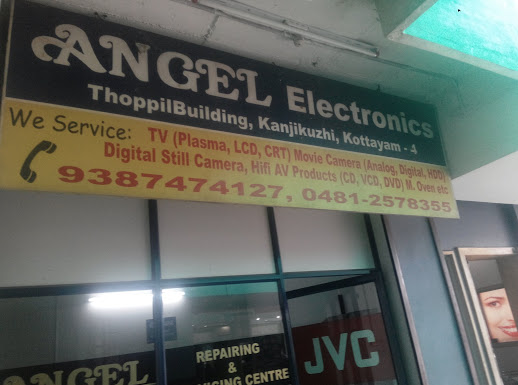 Angel Electronics, ELECTRONICS REPAIRING,  service in Kanjikuzhi, Kottayam