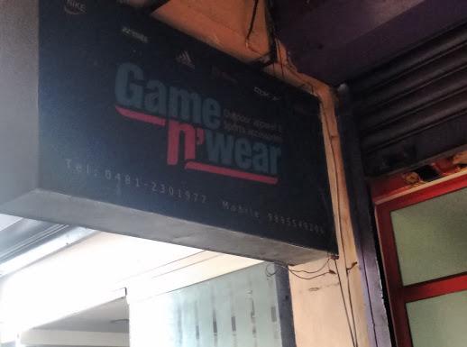 Game N' Wear ( kottayam, GAME CENTER,  service in Kottayam, Kottayam