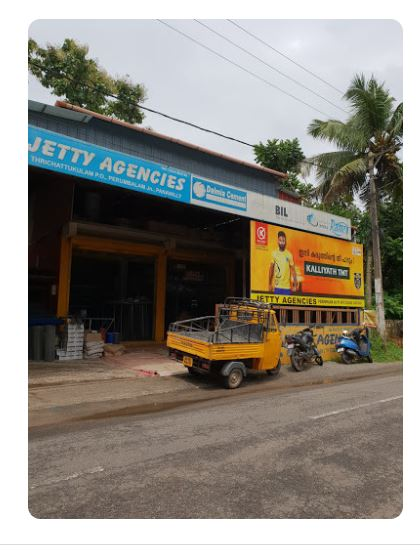 Jetty Agencies, EARTH WORKS AND MATERIALS,  service in Panavally, Alappuzha
