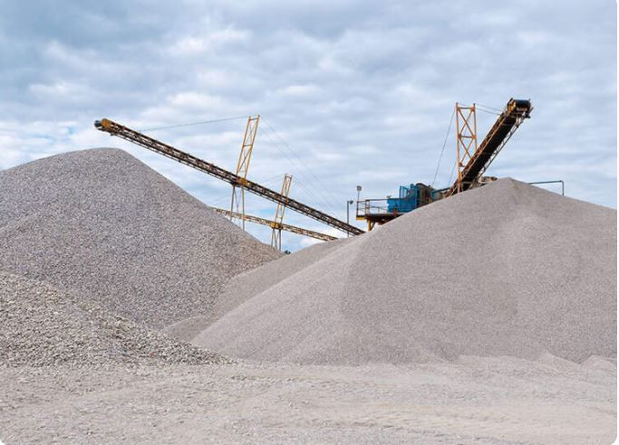 Silica Sand Mine Owners Association, EARTH WORKS AND MATERIALS,  service in Pallippuram, Alappuzha