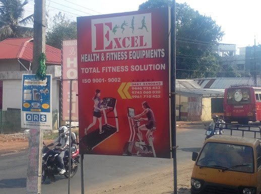 Excel Tele Equipments, EXERCISE & FITNESS ACCESSORIES,  service in Sankranthi, Kottayam