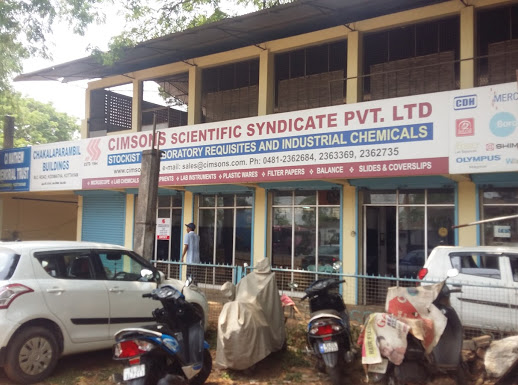 Cimsons Scientific Syndicate Private, METAL FABRICATION,  service in Kodimatha, Kottayam