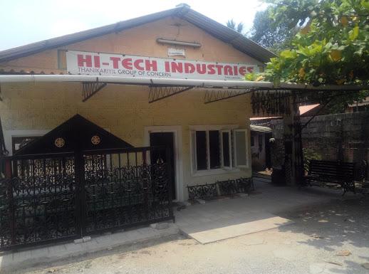 Hi-TECH CAST IRON INDUSTRIES, METAL FABRICATION,  service in Thellakom, Kottayam