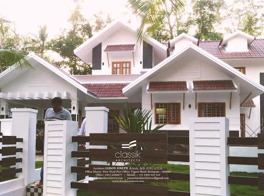 Ar. JAISON JOSEPH. B.Arch., M.S (U K). A.I.I.A. Cl, INTERIOR & ARCHITECTURE,  service in Kottayam, Kottayam
