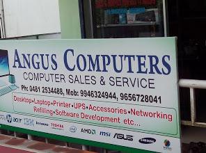 Angus Computers, LAPTOP & COMPUTER SERVICES,  service in Ettumanoor, Kottayam