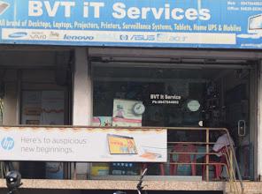 BVT IT Services, LAPTOP & COMPUTER SERVICES,  service in Kanjirappally, Kottayam