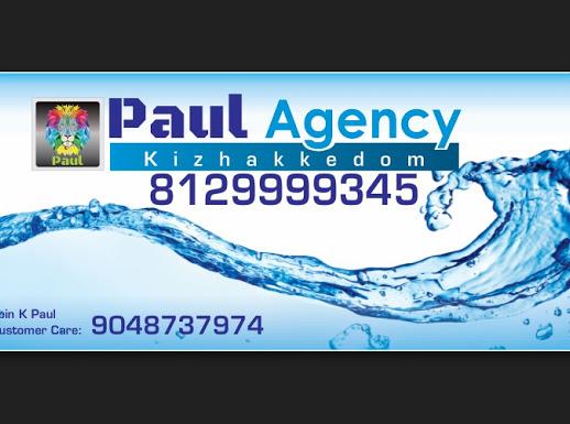 Paul Agency, WATER SUPPLY,  service in Kottayam, Kottayam