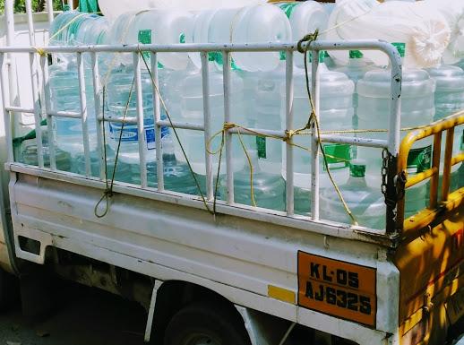 UK Water Distributors, WATER SUPPLY,  service in Kurichy, Kottayam