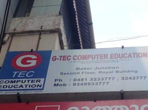 G- TEC COMPUTER EDUCATION, COMPUTER TRAINING,  service in Kottayam, Kottayam