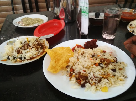 Biriyani Hut, SOUTH INDIAN FOOD,  service in Kodimatha, Kottayam