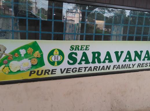 Sree Saravanas, VEGETARIAN,  service in Kottayam, Kottayam