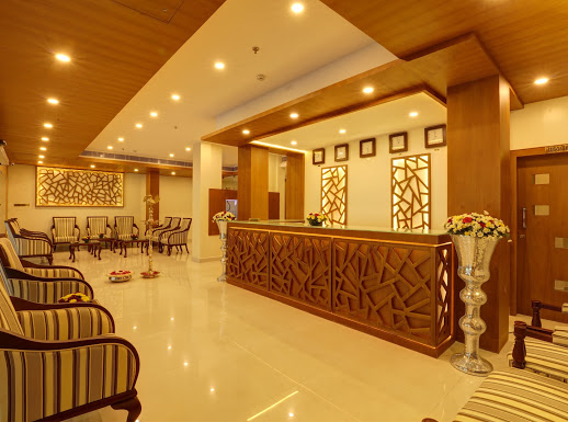 Hotel Floral Park, 3 STAR HOTEL,  service in Arpookara, Kottayam