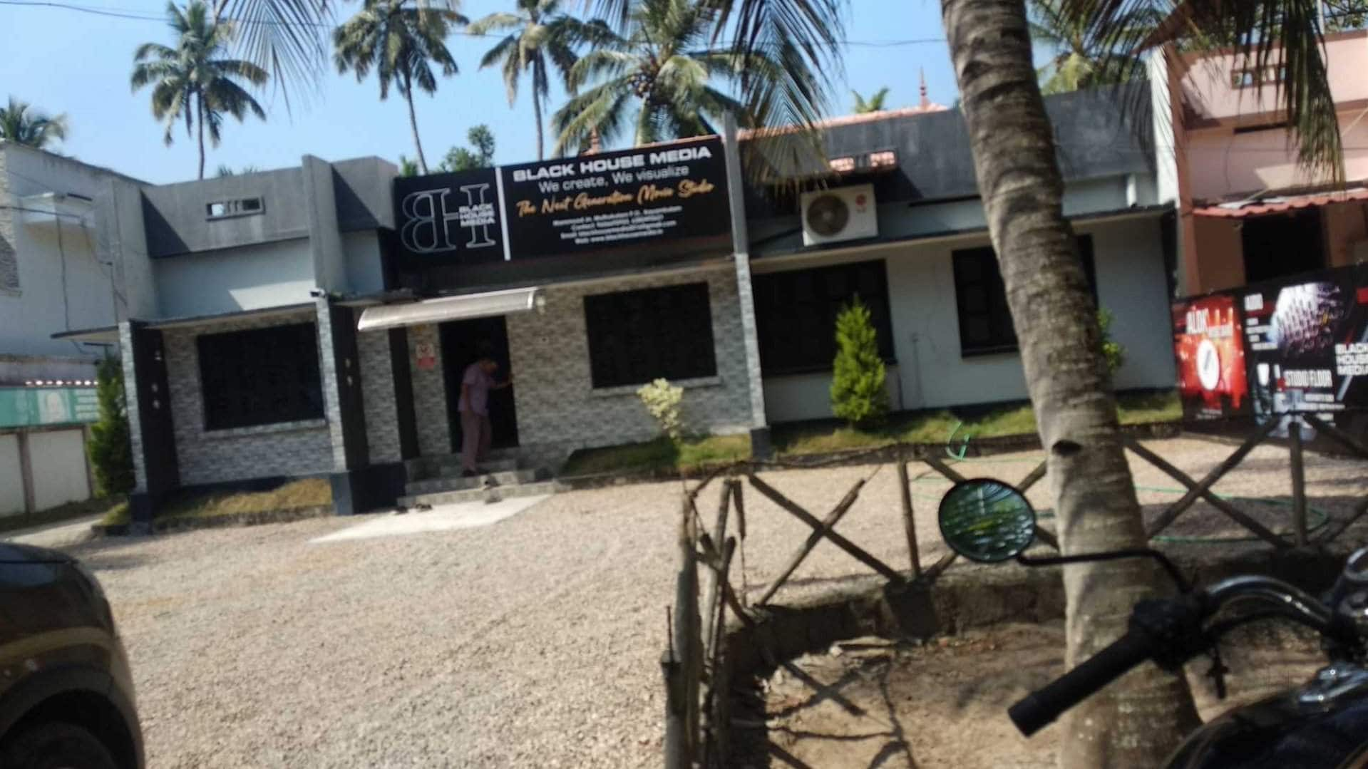 Black House Media, RECORDING STUDIO,  service in Muthukulam, Alappuzha