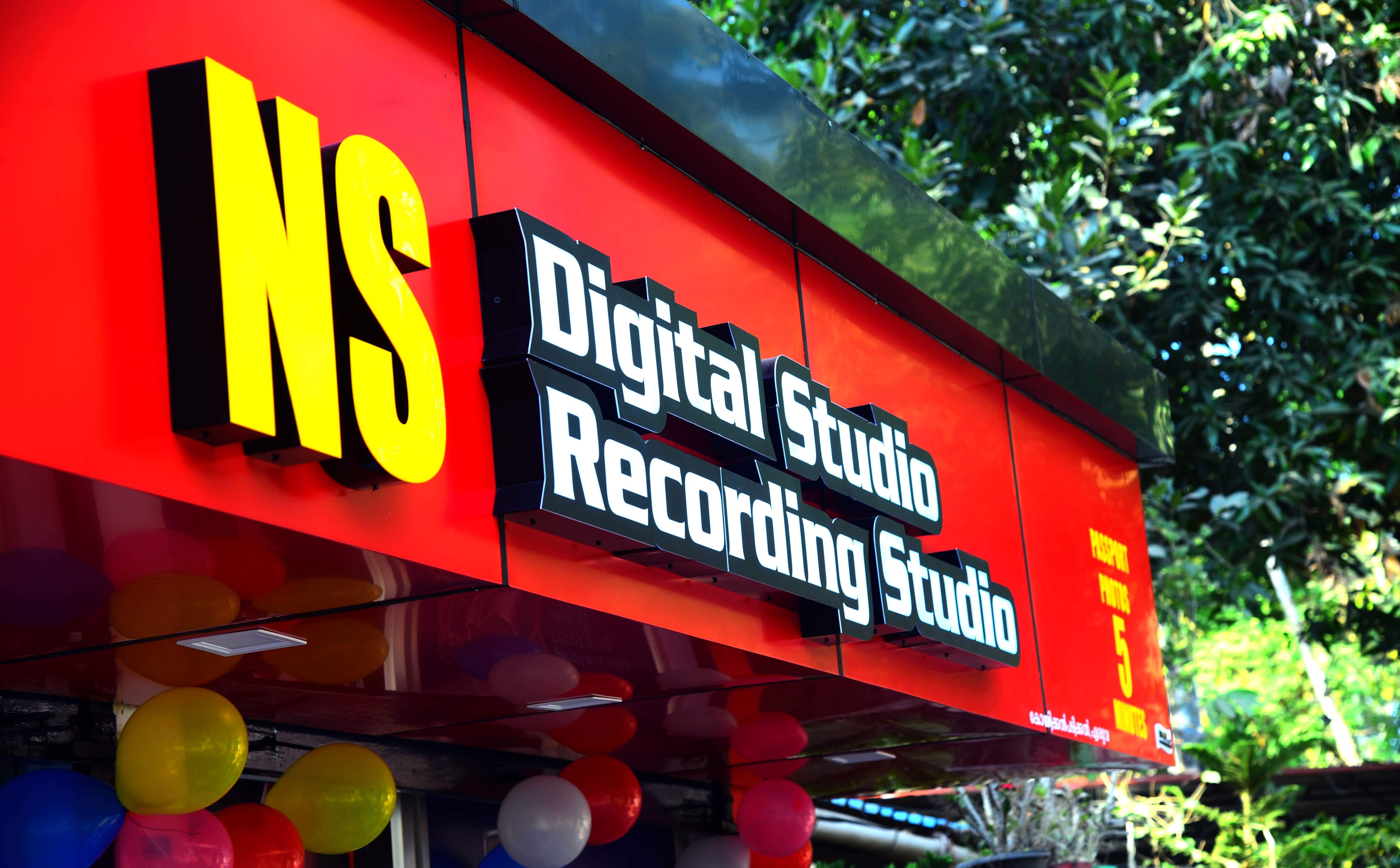 NS Wedding Studio & Recording Studio, RECORDING STUDIO,  service in Kayamkulam, Alappuzha