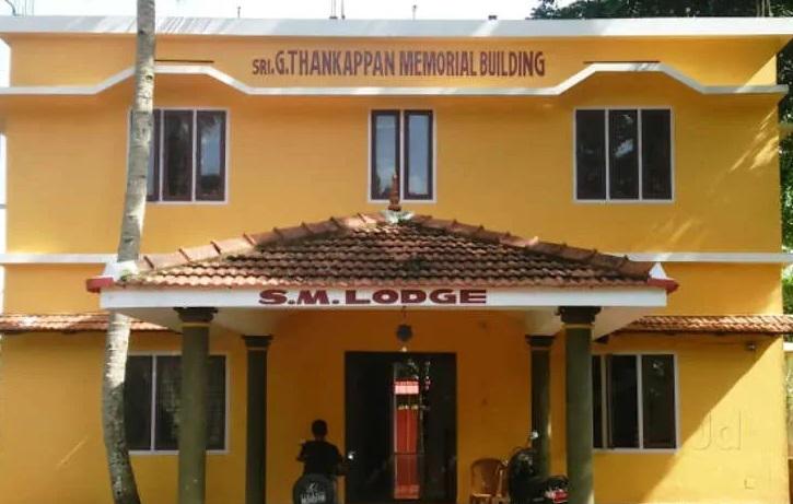SM Lodge, LODGE,  service in Peringanad, Pathanamthitta
