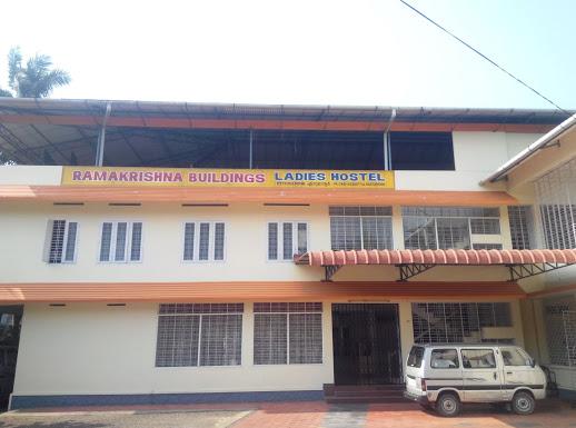 Ramakrishna Ladies Hostel, DORMITORY,  service in Ettumanoor, Kottayam