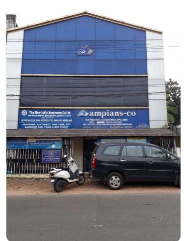 Ampians Co, TAX CONSULTANTS,  service in Mannar, Alappuzha
