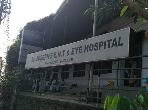 St. Joseph's E.N.T. & EYE Hospital, E N T,  service in Kanjirappally, Kottayam