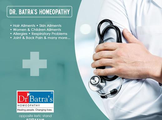 Dr Batra's Homeopathy Clinic, HOMEOPATHy DOCTORS,  service in Kottayam, Kottayam