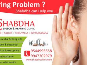 Shabdha Speech And Hearing Aid Centre, Speech & Hearing Centre,  service in Kanjikuzhi, Kottayam