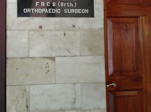 Dr. Tomichan M. C, ORTHOCARE,  service in Arpookara, Kottayam