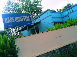 Base Hospital, PRIVATE HOSPITAL,  service in Nedungadappally, Kottayam