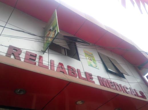 Reliable Medicals, MEDICAL SHOP,  service in Kottayam, Kottayam
