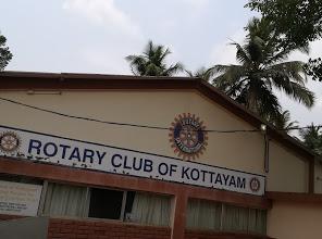 Rotary Club of Kottayam, CLUBS,  service in Kodimatha, Kottayam