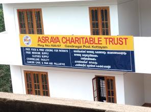 Asraya Charitable Trust, CHARITABLE TRUST,  service in Arpookara, Kottayam