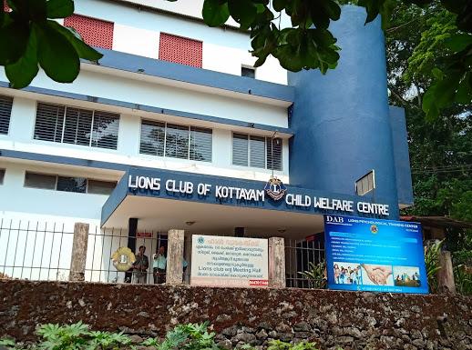 Lions Club of Kottayam, CLUBS,  service in Nagambadam, Kottayam