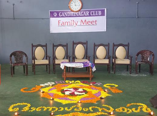 Gandhi Nagar Club, SPORTS CLUB,  service in Pariyaram, Kottayam