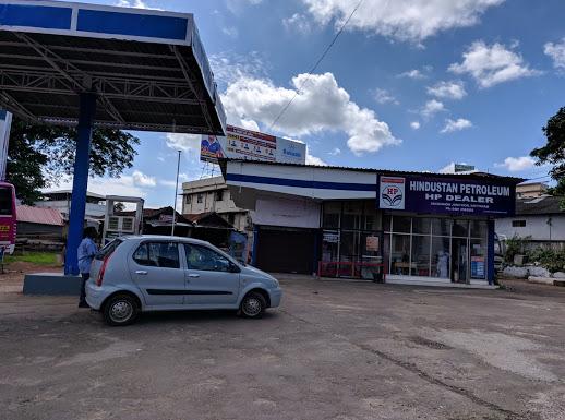 Hindustan Petroleum Fuel station, PETROL PUMP,  service in Kottayam, Kottayam