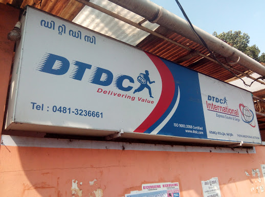 DTDC and DOTSOT, COURIER SERVICE,  service in Kottayam, Kottayam