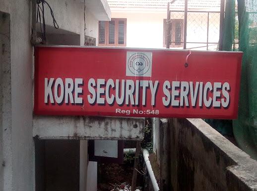 Kore Security Services, Security Guard,  service in Thirunakkara, Kottayam