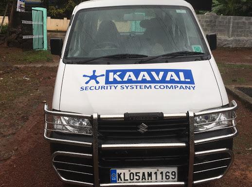 Kaaval, Security Guard,  service in Kanjikuzhi, Kottayam