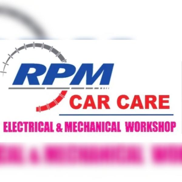 RPM Car Care, WORKSHOP,  service in North Paravur, Ernakulam