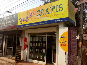 ANGEL CRAFTS, ART & CRAFT,  service in Thirunakkara, Kottayam