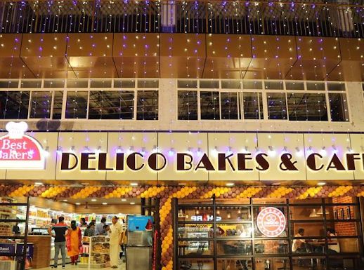 Delico Bakes And Cafe, Backery & Cafeteria,  service in Kanjikuzhi, Kottayam