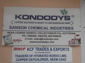 Sanson Chemical Industries, CHEMICALS AND METALS,  service in Kottayam, Kottayam